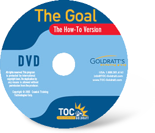 the goal the origin of the toc solution for operations management  purchase the goal movie a 25% discount until 5th